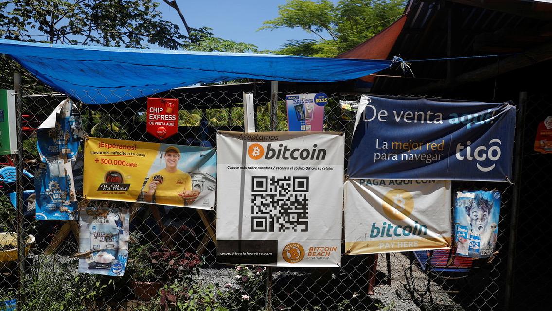 """El FMI cree que la legalización del bitcóin en El Salvador puede presentar """"riesgos significativos"""""""