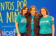 Teletón de UNICEF recauda más de RD$3 millones para apoyar programas sociales a favor de infancia de RD