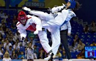 La taekwondista dominicana Katherine Rodríguez pasa a cuartos de final en Tokio
