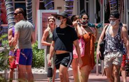 """Miami impone las mascarillas de nuevo ante """"alarmante"""" repunte en Florida"""