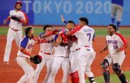 Béisbol gana bronce y RD establece marca de 5 medallas en juegos olímpicos Tokio