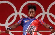 Crismery Santana gana bronce y es primera dominicana en ganar medalla en deporte individual