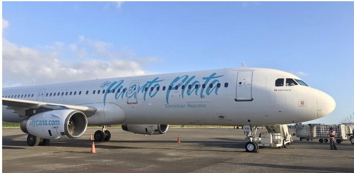 Nueva linea aérea Dominicana ofrecerá bajas tarifas en los vuelos