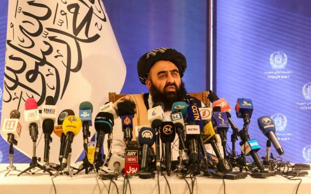 Los talibanes solicitan participar en la Asamblea de la ONU