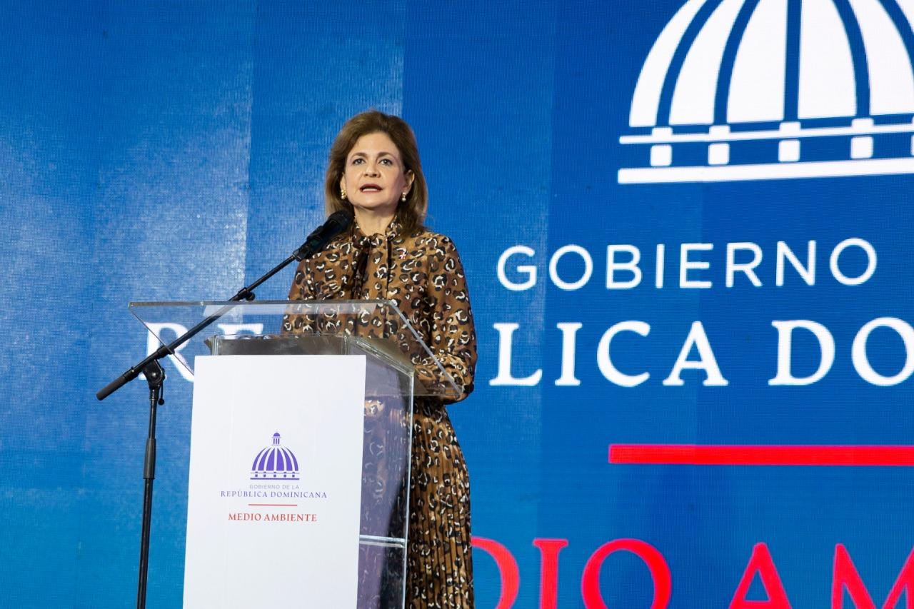 """Raquel Peña dice gobierno no tiene """"miedo"""" para transformar a la Policía Nacional"""