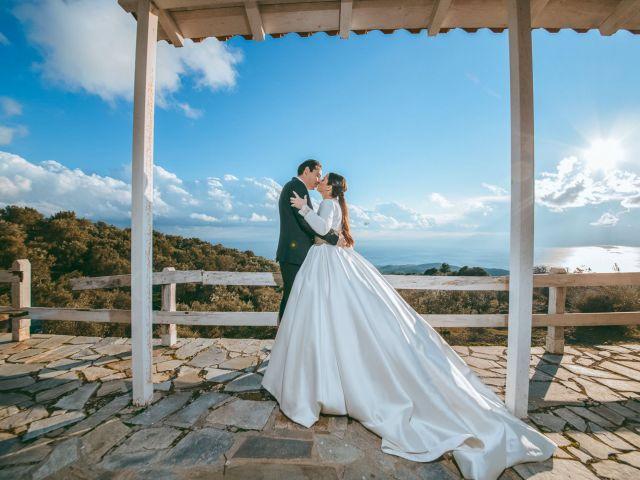 Αλέξης & Ειρήνη – Χειμωνιάτικος Γάμος στη Μυτιλήνη