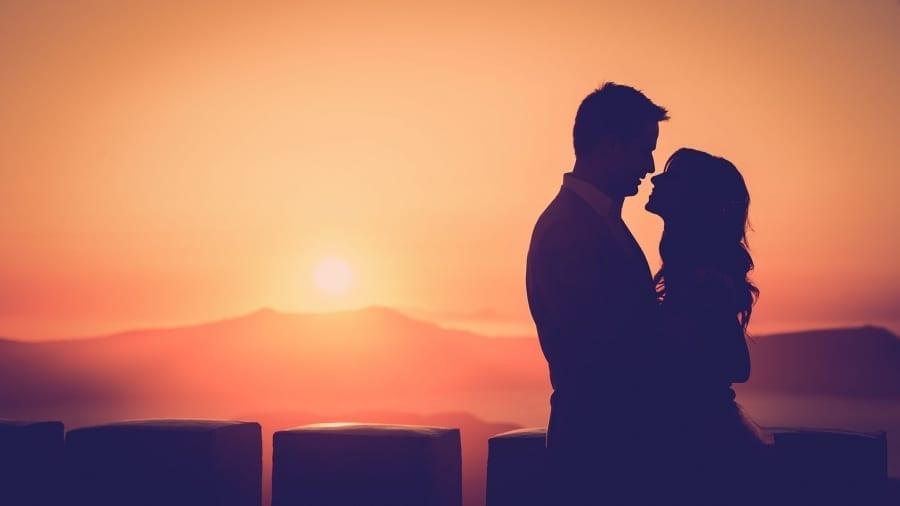 Stephen & Christina – Wedding in Santorini