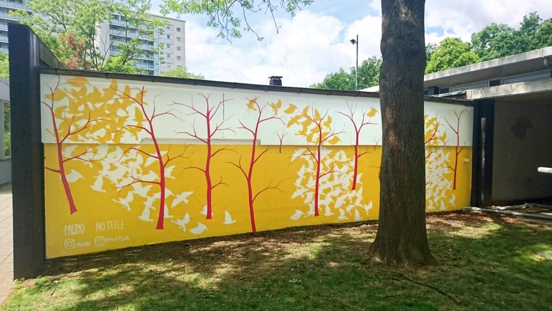 Vægmaleri i Rødovre