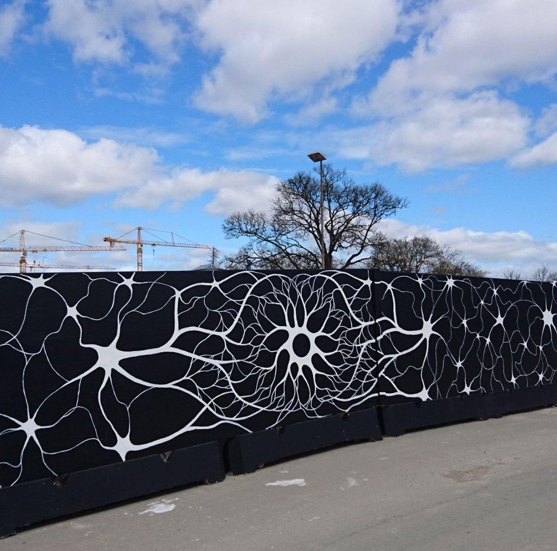 Vægmaleri i Odense