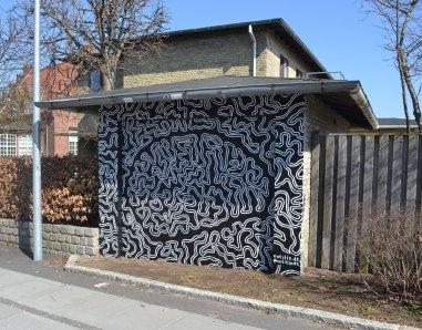 Vægmaleri, Roskilde Sygehus