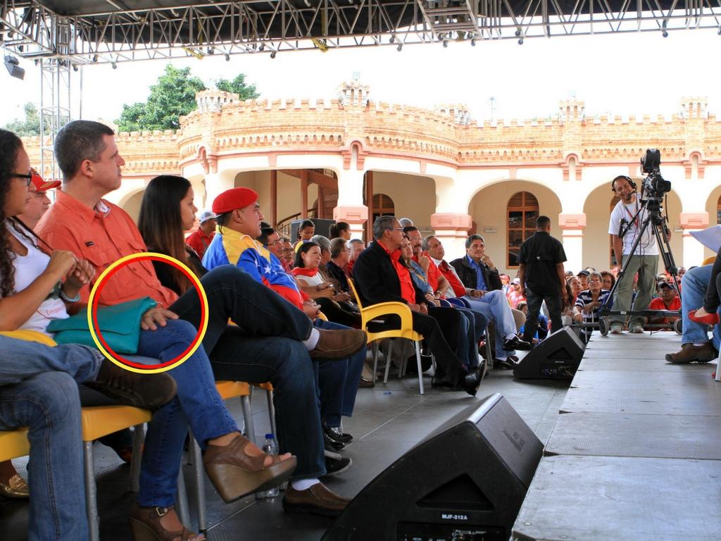 """Acto """"Conversatorio Un soldado hecho pueblo"""". / Martes 14-03-2017   Foto: AVN"""