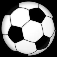 A Soccer ball