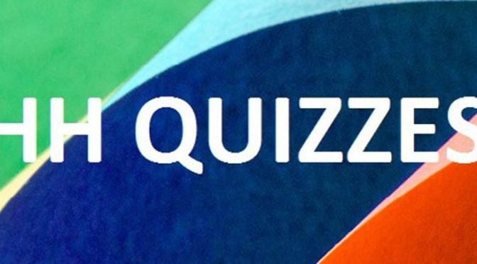 """WordPress Plugin """"HH Quizzes"""""""