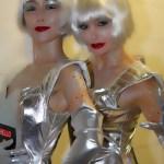 Wikimedia Commons; Robot Entertainer, Human Statue Bodyart, Bodypainting; Eva Rinaldi from Sydney Australia