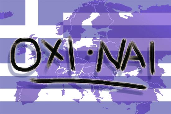 Das griechische Oxi ist auch eine Chance für eine bessere Zukunft Europas