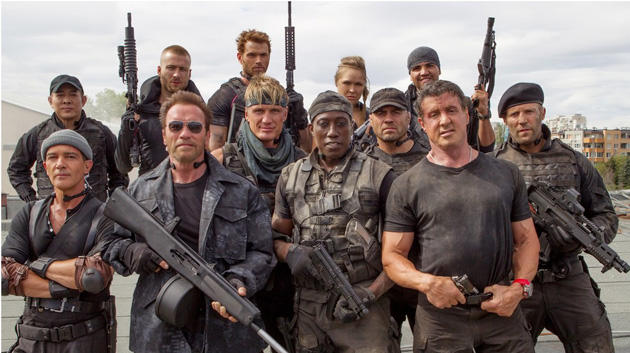 Filmkritik – The Expendables 3