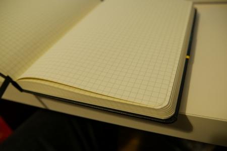 IDENA Notizbuch A5 kariert