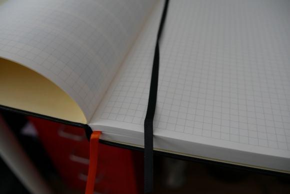 Worknotes A4 Notizbuch perforierte Seiten