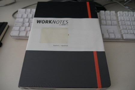 Worknotes A4 Notizbuch Hardcover