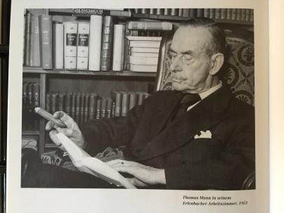 Thomas Mann, 1953 aus: Wysling/Schmidlin (Hrsg.), Thomas Mann, Ein Leben in Bildern, 2. Aufl. 1994