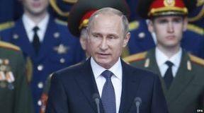 Putin annuncia l'aumento dell'arsenale russo