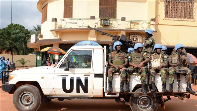 Repubblica Centrafricana referendum