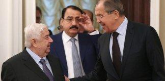 Trilaterale russa con Iran e Siria