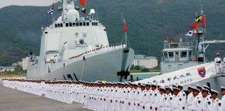 cina apre base navale militare in Gibuti