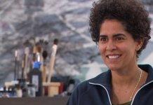 Julie Merhetu, l'artista che conquista New York