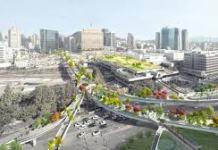 I garden bridge ultima frontiera della rigenerazione urbana. Lo Skygarden di Seul