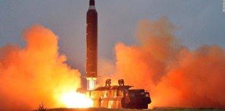 Corea del Nord lancia secondo missile intercontinentale