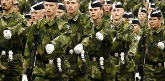 Svezia lancia manovre militari nel Baltico. Le più grandi della sua storia
