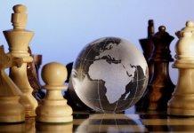 La geopolitica spiegata in cinque punti