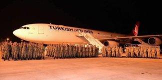 Turchia apre base militare in Somalia