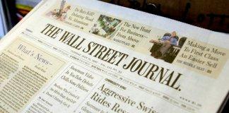 Il celebre quotidiano Usa Wall Street Journal chiude le edizioni europee e asiatiche cartacee.