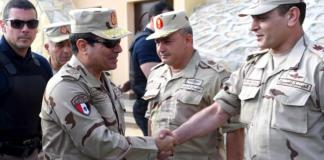 Al sisi lancia campagna militare anti Isis nel Sinai
