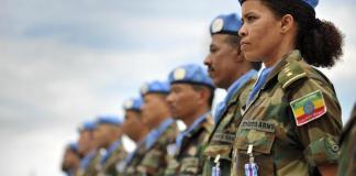 Militari etiopi entrano in Somalia per combattere Al Shabaab