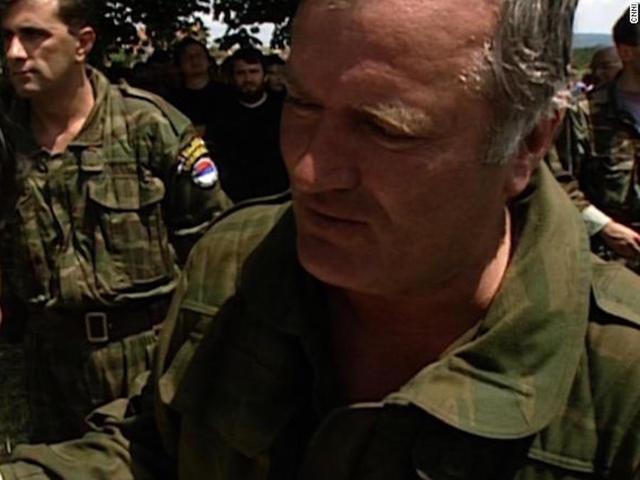 Ratko Mladic condannato all'ergastolo