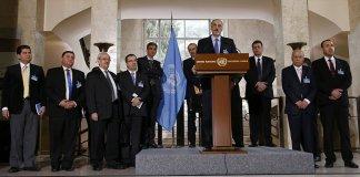 Siria il negoziato di Ginevra comincia con un cessate il fuoco