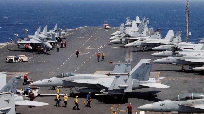 Usa e Corea del Sud avviano le più potenti esercitazioni militari mai avvenute nel Pacifico