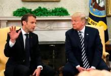 Trump frena Macron sulll'accordo nucleare con l'Iran. Teheran perde la pazienza