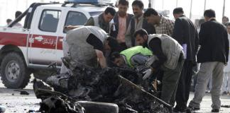Attacco in Afghanistan a Khost City. E' stato l'Isis