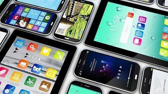 Calano vendite smart-phone