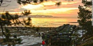 Alta tensione Russia Norvegia per l'arrivo di marine Usa