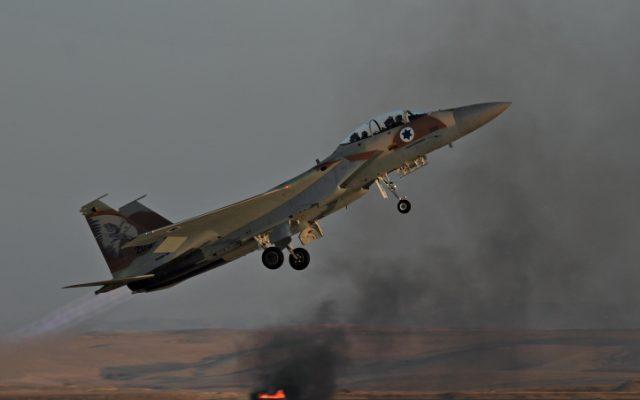 Israele abbatte jet siriano