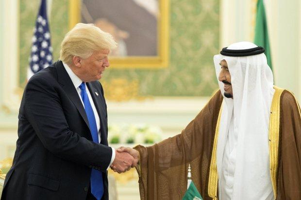 Trump chiede il soccorso saudita sul petrolio