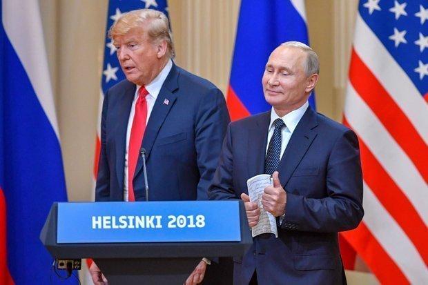 Trump e Putin contro l'Fbi