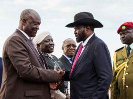 Sud Sudan firmata la pace