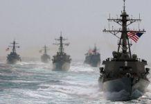 Alta tensione Usa Cina. Due navi americane passano lo stretto di Taiwan