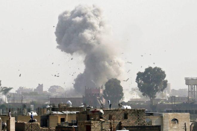 Stati Uniti bombardano Yemen